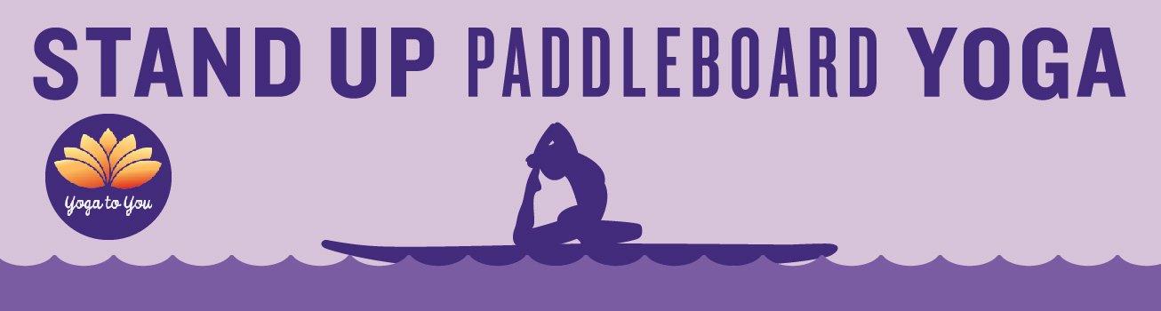 Paddleboard Yoga