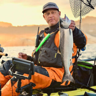 Delicious Redemption: Lessons in Kayak Fishing, Determination & The Importance of Sleep